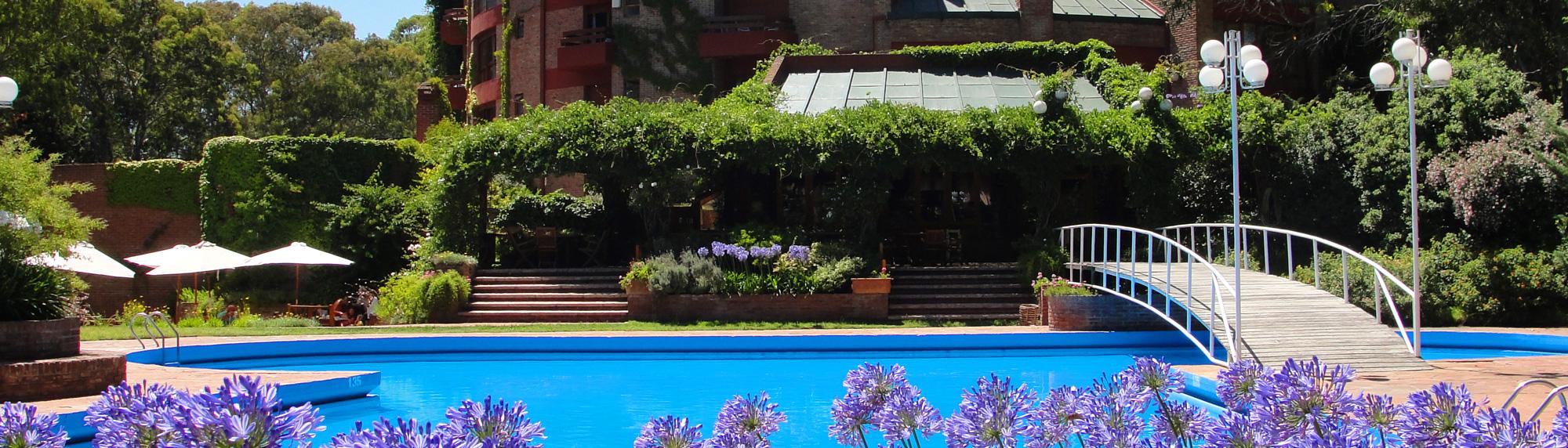 Hotel Del Bosque - Hotel en pinamar con pileta